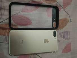Vendo Iphone 7 plus, flamante sin detalles, y en total funcionamiento