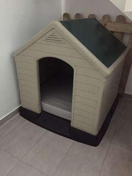 Casa - cama para perro grande
