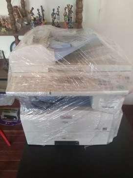 Vendo fotocopiadora Ricoh 201