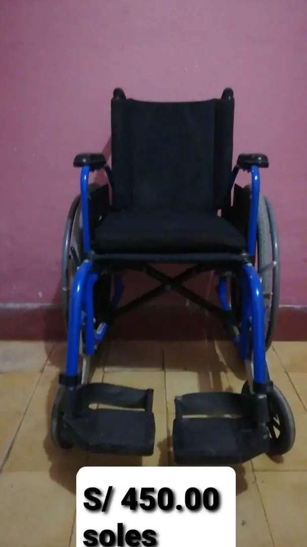 Se vende sillas de ruedas