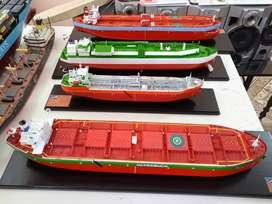 Modelos naval escala barcos