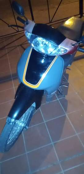 Moto Brava Nevada 110 mod 2015