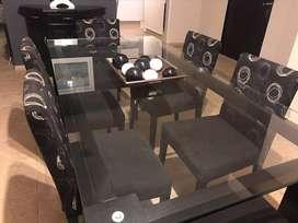Mesa de comedor 2mt x 1mt