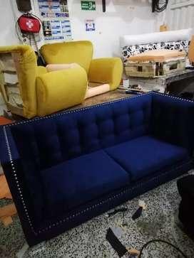 Variedad en sofás