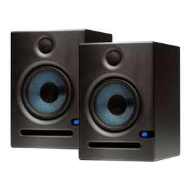 Monitores Presonus ERIS E4.5 Music Box Colombia audio estudio Par