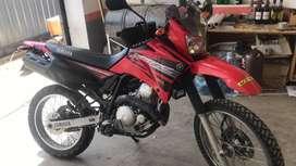 XTZ 250 MOD  2015