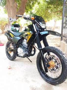 Honda XR250 TORNADO