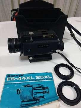 Video camara super 8 Sankyo ES-25 XL