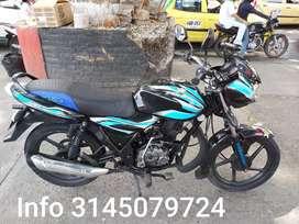 Vendo Discover 100 modelo 2012