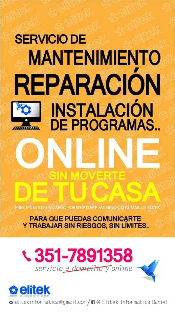 Asistencia técnica y reparación vía web 0