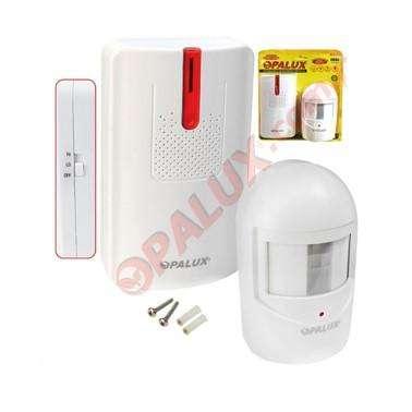 Sensor De Movimiento Con Alarma Opalux Op-9816l 0
