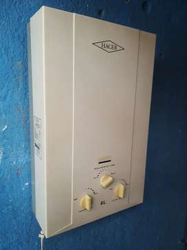 Calentador HACEB 6 Litros