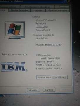 Portatil Ibm