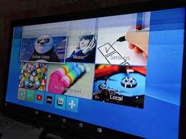 Venta tv LED marca techno de 32