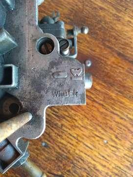 Carburador 2 bocas para Renault 9,11y 19