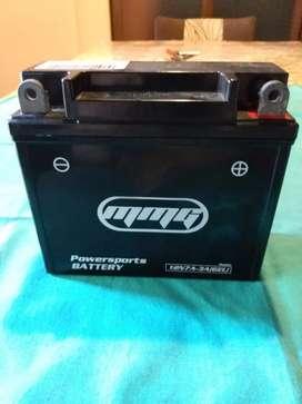 Bateria para motos MMG en Gel