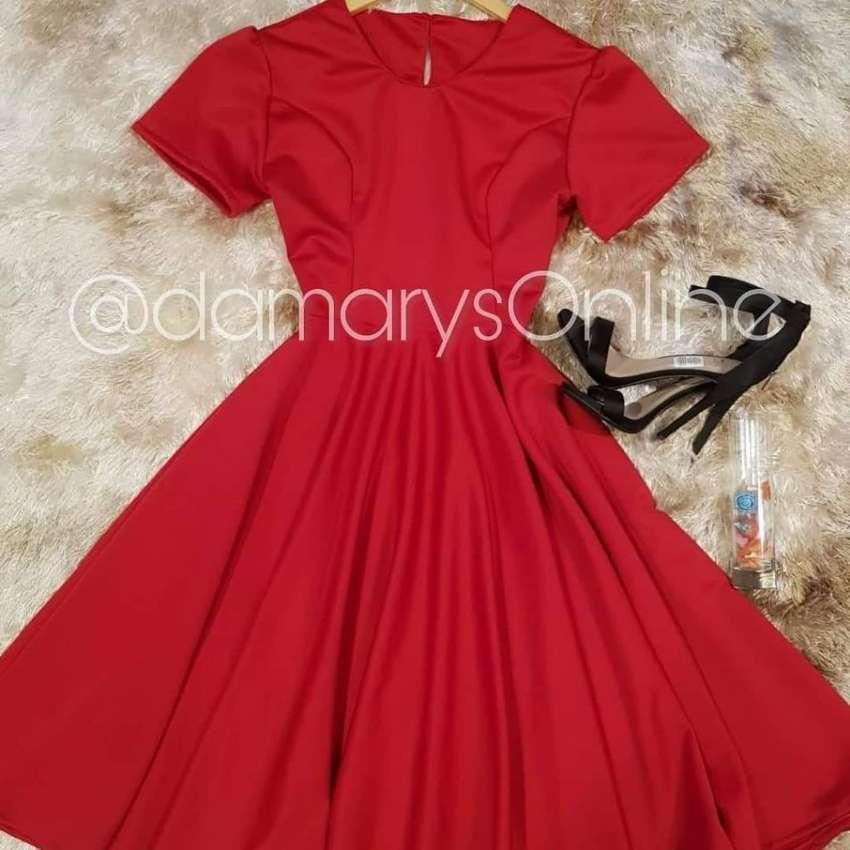 Vestido Rojo 0