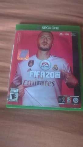 FIFA 2020 para xbox One de segunda mano