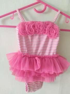Vestido de baño bebé