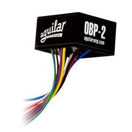 Preamplificador Aguilar OBP2SK On Board     Music Box