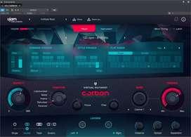UJam - Virtual Guitarist Carbon 1.01 (VSTi, AAX) [WiN x64]