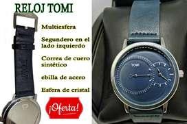 Reloj Tomi Deportivo y casual