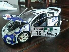 206 Rally Escala 1.18