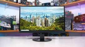 """Monitor Acer de 22"""" Full HD 1080p a 75Hz, panel IPS FreeSync con marco ultra delgado."""