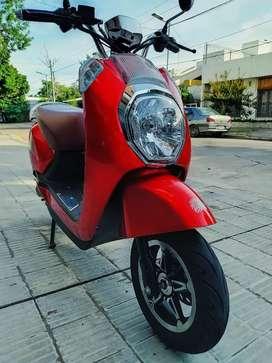 Moto electrica Lucky Lion Diamond