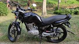 Se vende Suzuki GS 125 muy bien conservada