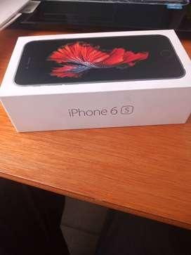 venta celular Iphone 6s Negociable