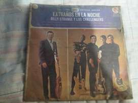 Vinilo Billy strange y los Challengers