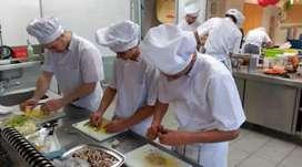 Urgente Busco cocinero con experiencia en menú