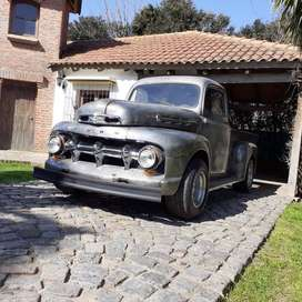 Ford Pick Up F2  1952