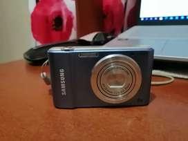 """Cámara samsung ES90 - 14 Mpx- Zoom óptico 5X- LCD 2.7"""" - azul"""