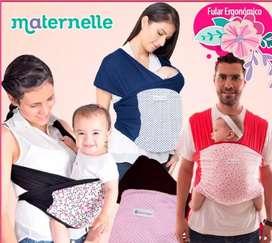 Fular ergonómico Maternelle 16Kg