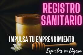 Certificación de Registro Sanitario - Asesoría en la Industria Alimentaria