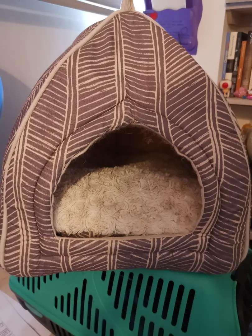 Vendo cama para gato 0