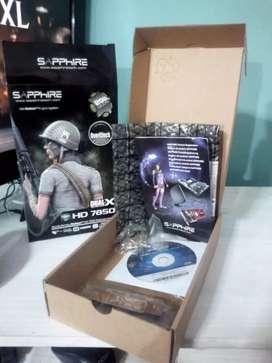 Placa de vídeo Sapphire HD 7850 2GB DDR5