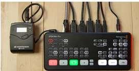 Atem mini Pro switcher
