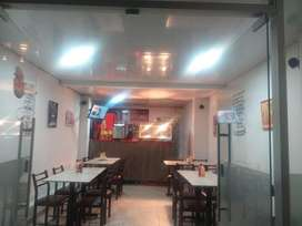 OFERTA VENDO CAFE BURGUER BAR