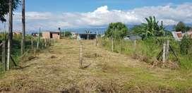 Lote en Tame (Atauca)