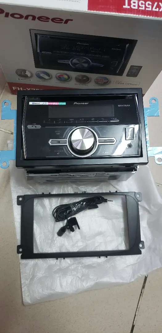 Stereo pioneer original FH-X755BT 0