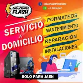 Servicio Informatico