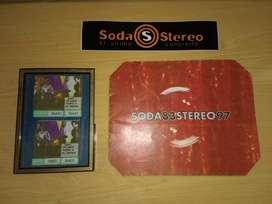 Colección Soda Stereo El Ultimo Concierto 1997