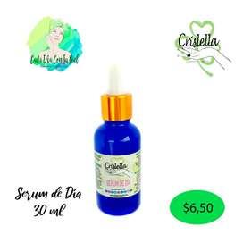 Sérum de Vitamina E de día Cosmética Natural CRISLELLA 30ml 6.50