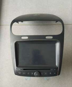 Radio Consola con gps Dodge yurney