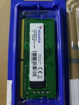 Memoria RAM 8 GB DDR4