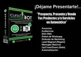 Curso Whatsapp Bot por ALEXIS J. SOTO