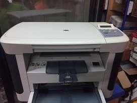 Impresora HP laserjet m1120mfp
